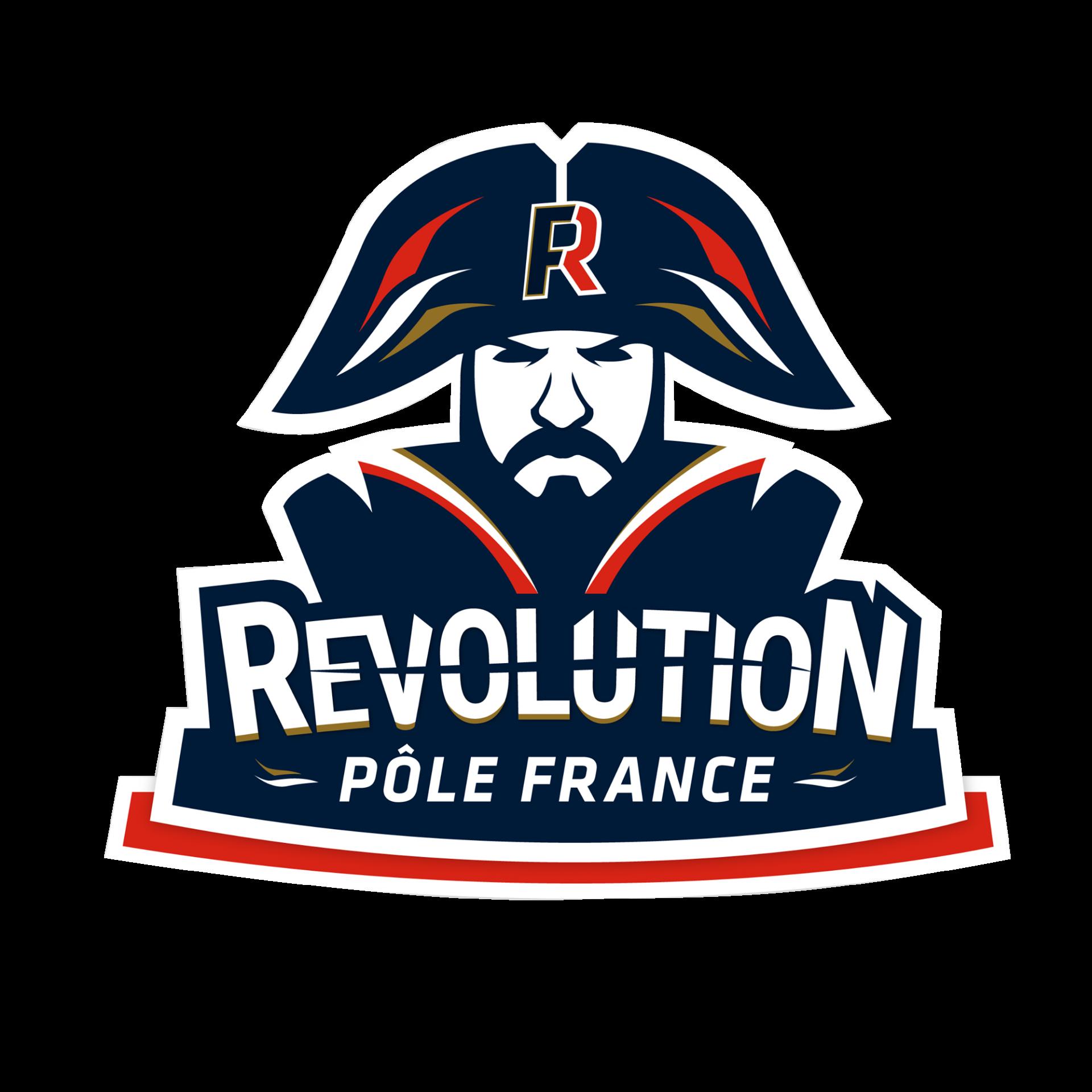 Logo Révolution Pôle France